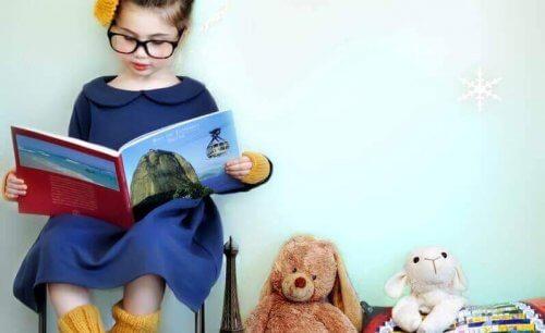 la haute intelligence chez les enfants