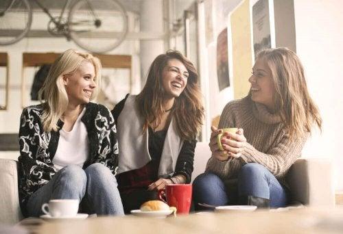 vie minimaliste entre amies