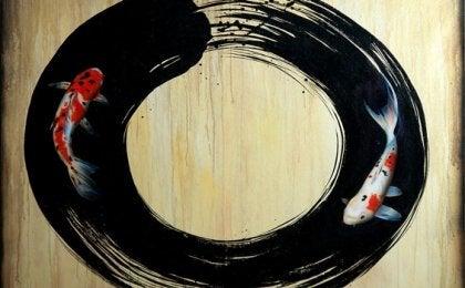 Enso : le cercle zen de la plénitude et de l'illumination