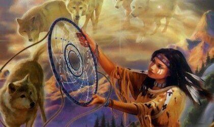 Le chasseur de rêves, une belle légende Lakota