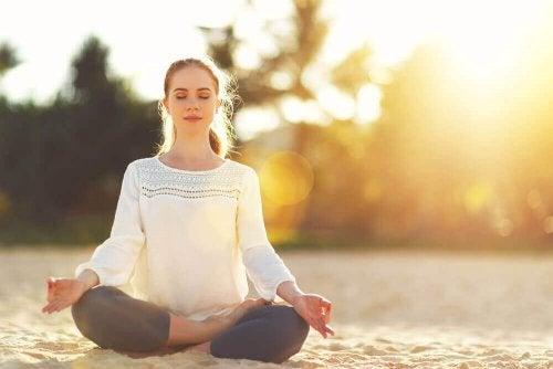 méditer pour lutter contre les préoccupations quotidiennes