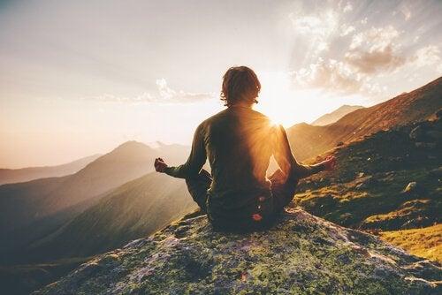 montagne et mindfulness