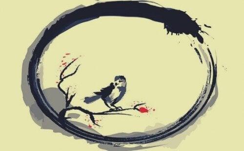 Enso Le Cercle Zen De La Plenitude Et De L Illumination Nos Pensees