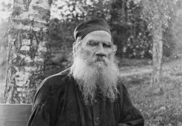 photo de Tolstoï