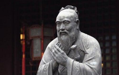 Confucius et le bien-vivre