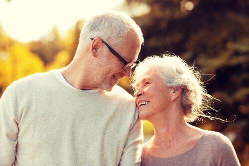 couple à la retraite
