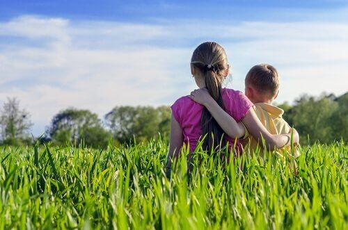 les enfants et la désintégration familiale