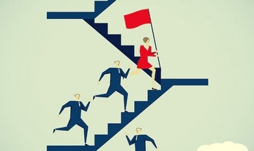 escaliers et méthode kaizen