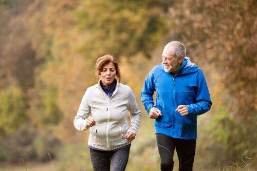 l'exercice physique pour une bonne espérance de vie
