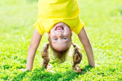 expression corporelle chez l'enfant et développement infantile