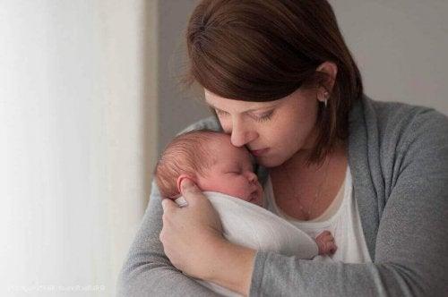 progestérone et naissance