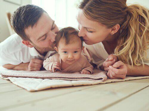 communication des bébés avec les parents
