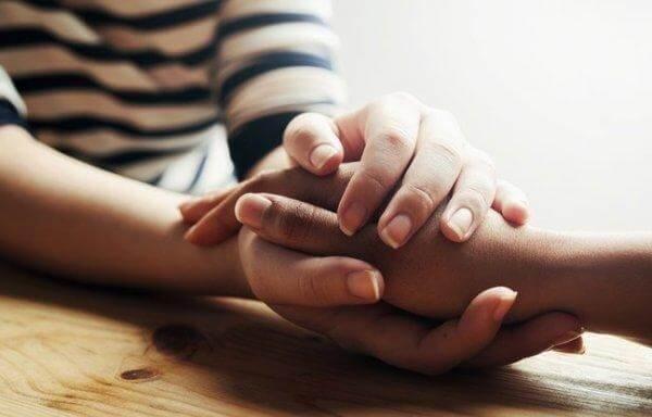 plus de compassion : le soutien des autres