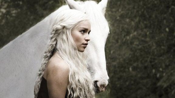 Daenerys, être une femme leader dans un monde d'hommes