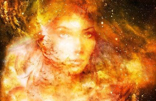 l'archétype féminin de la colère transformatrice