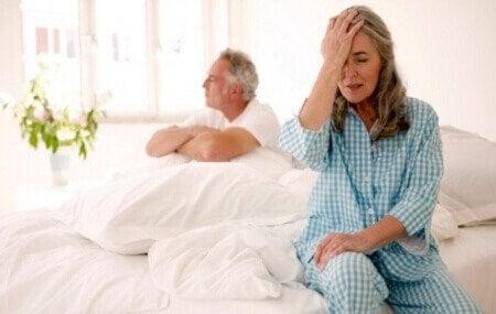 désir sexuel d'une femme à la ménopause