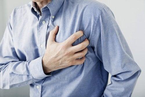 personnalité de de type D et maladies coronaires