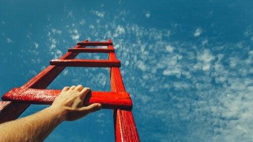 l'auto-détermination et l'échelle vers le ciel