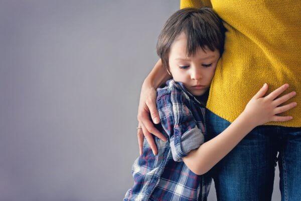 anxiété conditionnée chez l'enfant