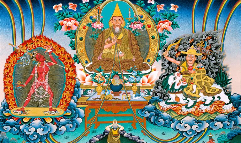 Les 8 dharmas mondains : l'art du détachement et de l'impermanence