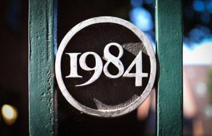 romans dystopiques : 1984 de George Orwell