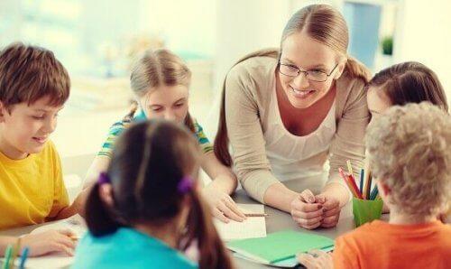 gestion émotionnelle en classe