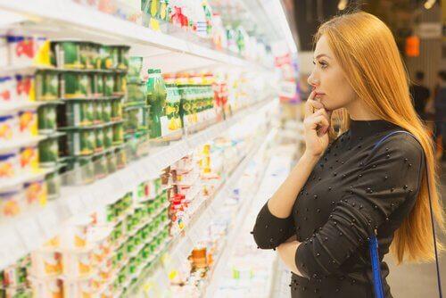 fonctionnement du cerveau du consommateur au supermarché