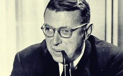 Jean-Paul Sartre : biographie d'un philosophe existentialiste