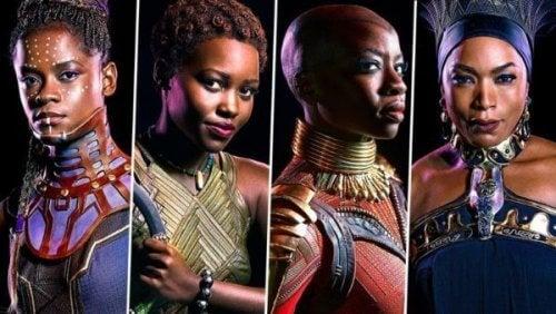 les femmes dans Black Panther