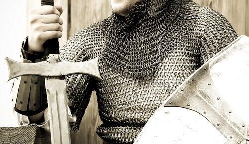 le chevalier et le monde