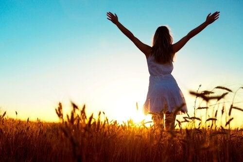 le bonheur d'être vous-même