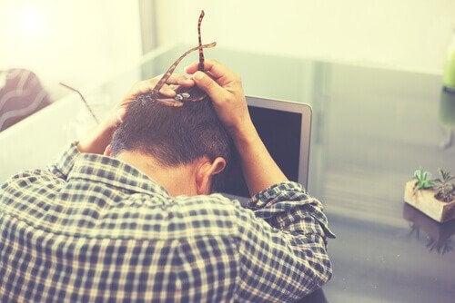 blocage créatif et stress