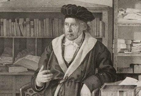 Georg Wilhelm Friedrich Hegel: biographie d'un philosophe idéaliste - Nos  Pensées