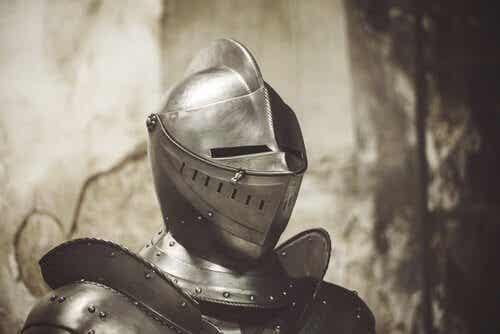 Le chevalier et le monde, une histoire inspirante