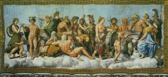 Les personnages de la mythologie grecque nous parlent du risque