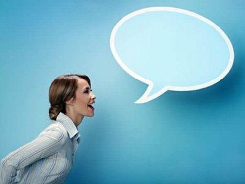 parler avec fluidité