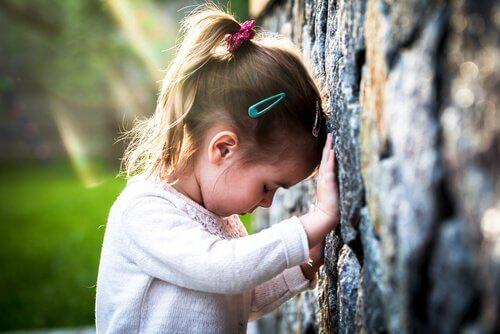 deuil pathologique d'une petite fille