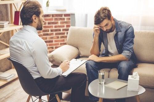Une consultation psychologique