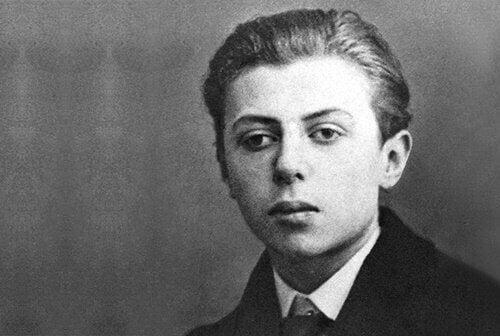 Jean-Paul Sartre enfant