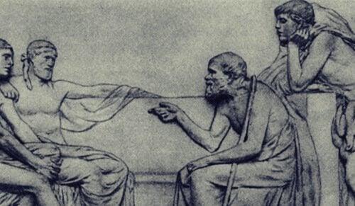 trois filtres de Socrate