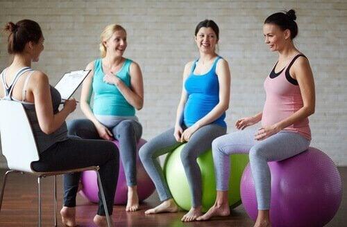 yoga prénatal et grossesse