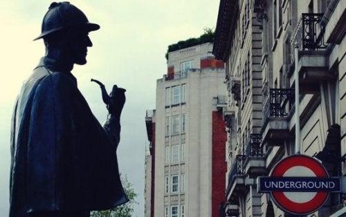 Sherlock à Baker Street