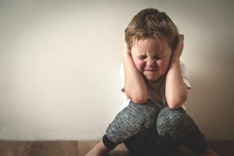 gérer le stress chez les enfants