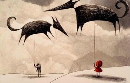 Le rôle des parents face aux peurs des enfants