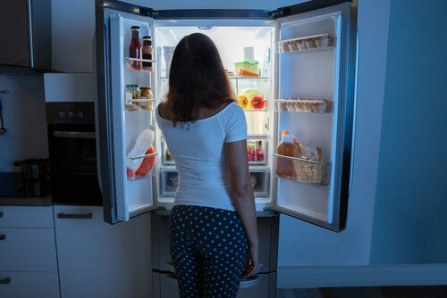 syndrome d'alimentation nocturne