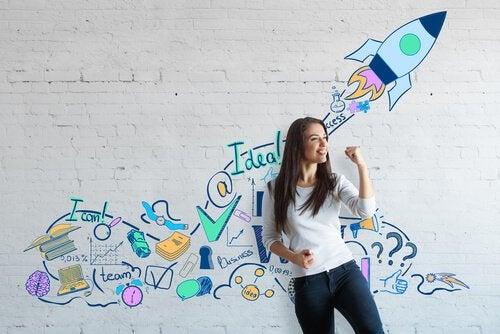 créativité dans le développement personnel