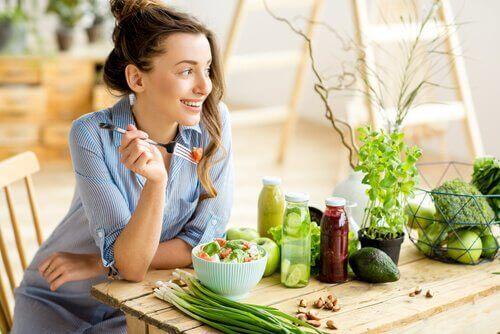 la base de l'alimentation des flexitariens, c'est les légumes