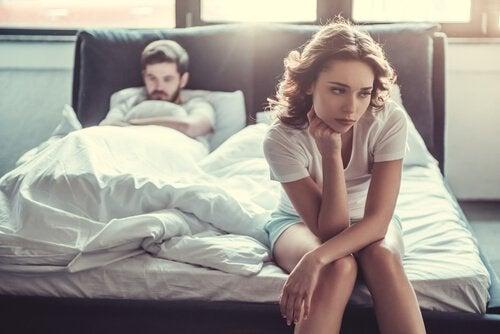 Dysphorie post-coïtale : se sentir triste après une relation sexuelle