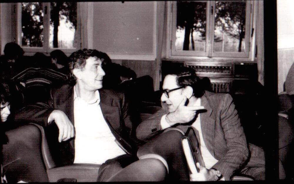 Franco Basaglia et l'antipsychiatrie