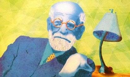 Elisabeth Roudinesco et Freud
